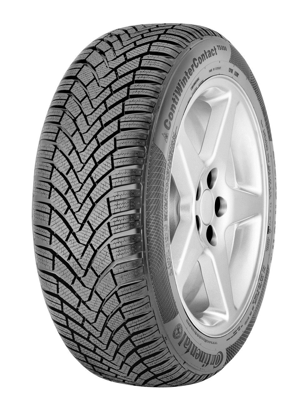 Continental Winterreifen »Continental TS 850, 185mm«