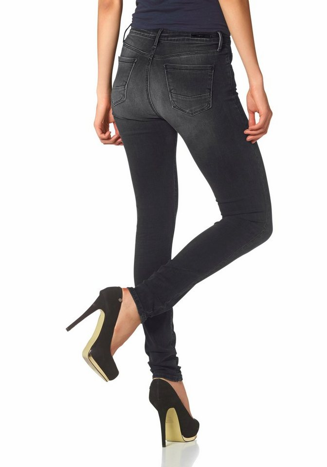 Cross Jeans® Skinny-fit-Jeans »Alan« in creme-smoky