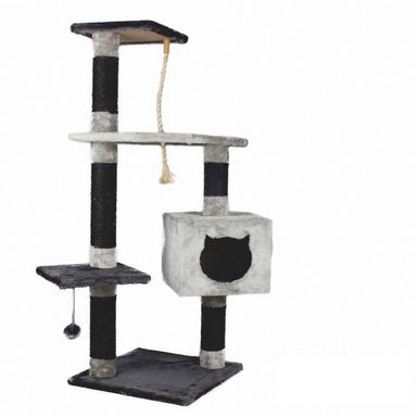 heim kratzbaum cat shape bxtxh 45x45x90 cm otto. Black Bedroom Furniture Sets. Home Design Ideas