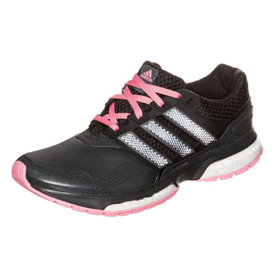 adidas Performance Response Boost 2 Laufschuh Damen in grau / schwarz