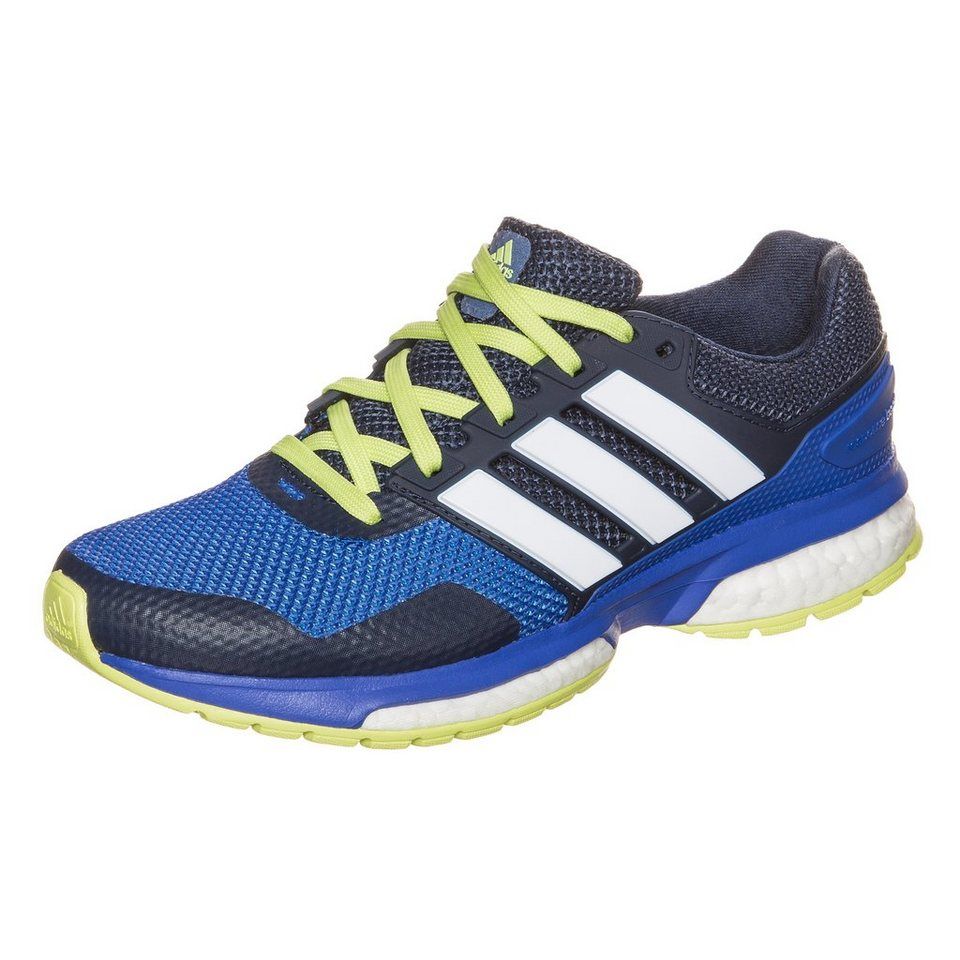 adidas Performance Response Boost 2 Laufschuh Damen in dunkelblau / blau