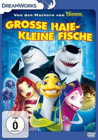 DVD »Große Haie - kleine Fische«