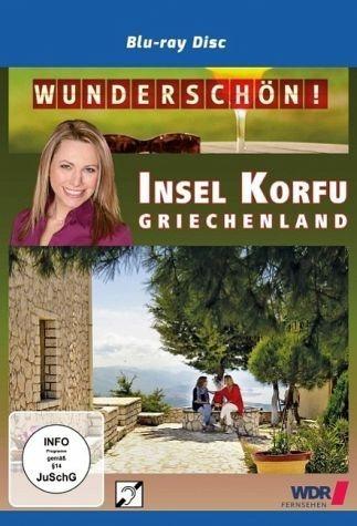 Blu-ray »Korfu - Griechenland - Wunderschön!, 1 Blu-ray«