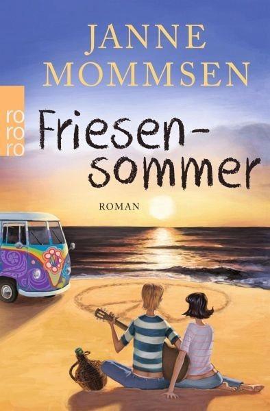 Broschiertes Buch »Friesensommer«