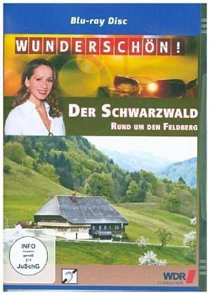 Blu-ray »Der Schwarzwald - Rund um den Feldberg, Blu-ray«