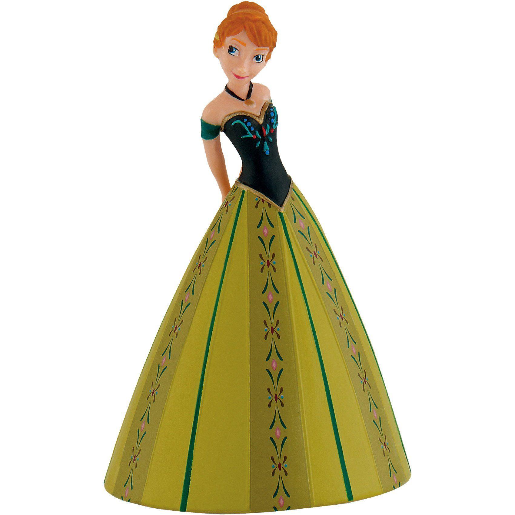 BULLYLAND Comicwelt - Walt Disney Die Eiskönigin - Prinzessin Anna