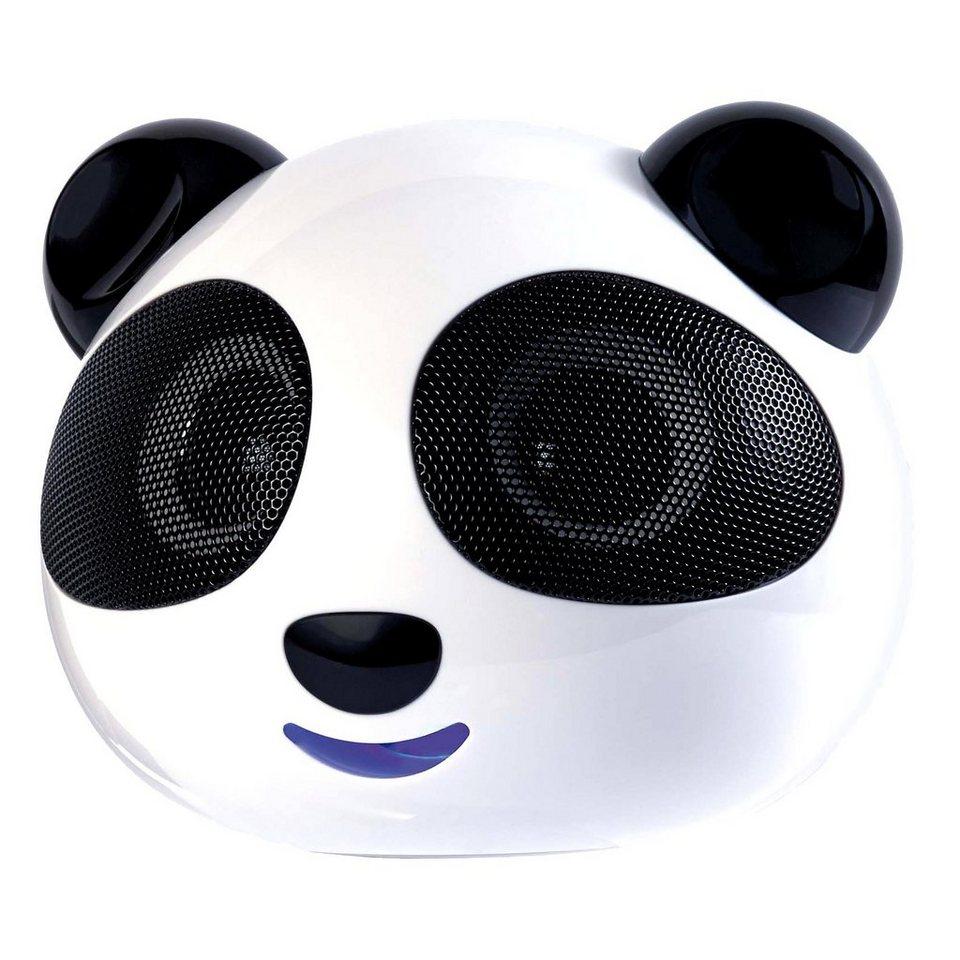 Busch MP3 Spieler Panda mit USB- und SD Karten-Slot