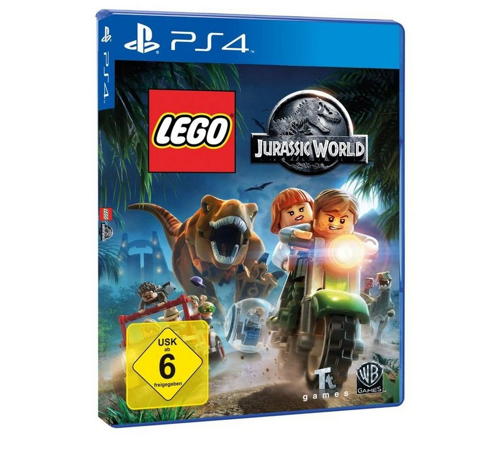 Warner Games Playstation 4 - Spiel »LEGO Jurassic World«