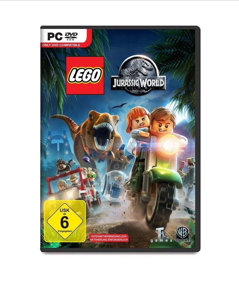 Warner Games PC - Spiel »LEGO Jurassic World«