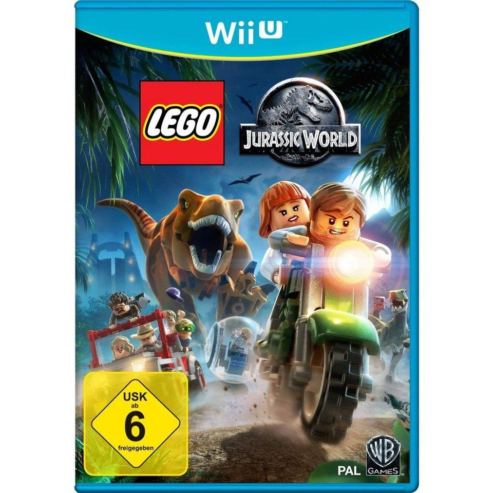 Warner Games Wii U - Spiel »LEGO Jurassic World«