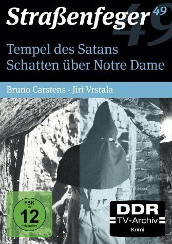 DVD »Tempel des Satans / Schatten über Notre Dame...«