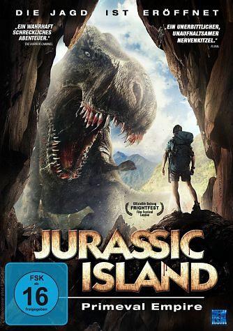 DVD »Jurassic Island - Primeval Empire«