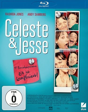 Blu-ray »Celeste & Jesse«
