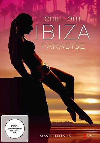 DVD »Ibiza - Chill-Out Paradise«