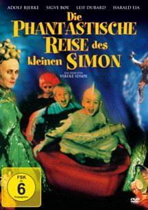 DVD »Die phantastische Reise des kleinen Simon«