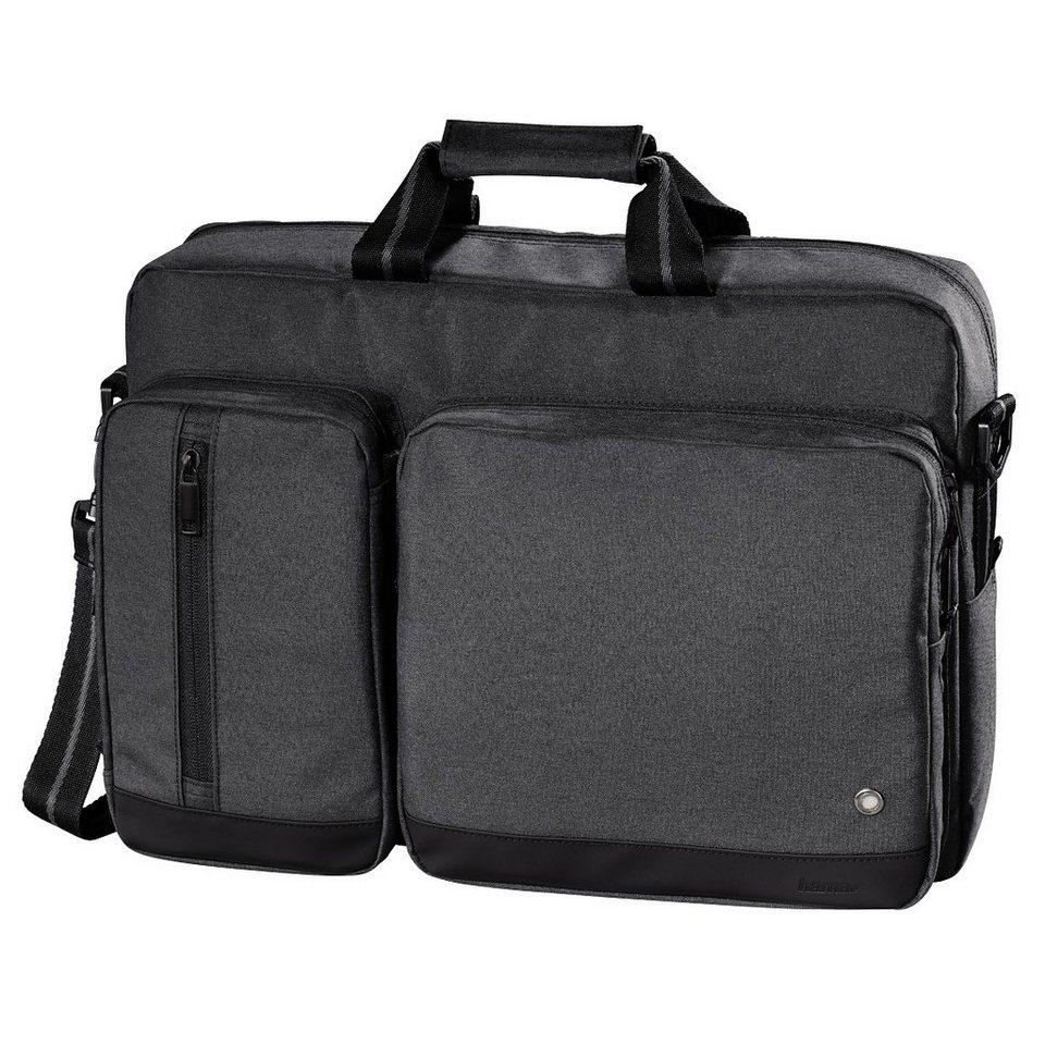 Hama Notebooktasche, Laptoptasche bis 36 cm (14,1 Zoll) »Freizeittasche mit Laptopfach« in Schwarz