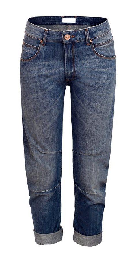 CROSS Jeans ® Boyfriend »Jamiee« in mid blueused