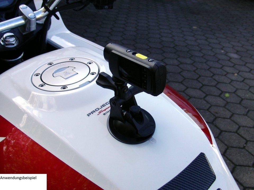 Telefunken Saugnapfhalterung »Saugnapfhalterung für ActionCamera FHD170/5« in schwarz