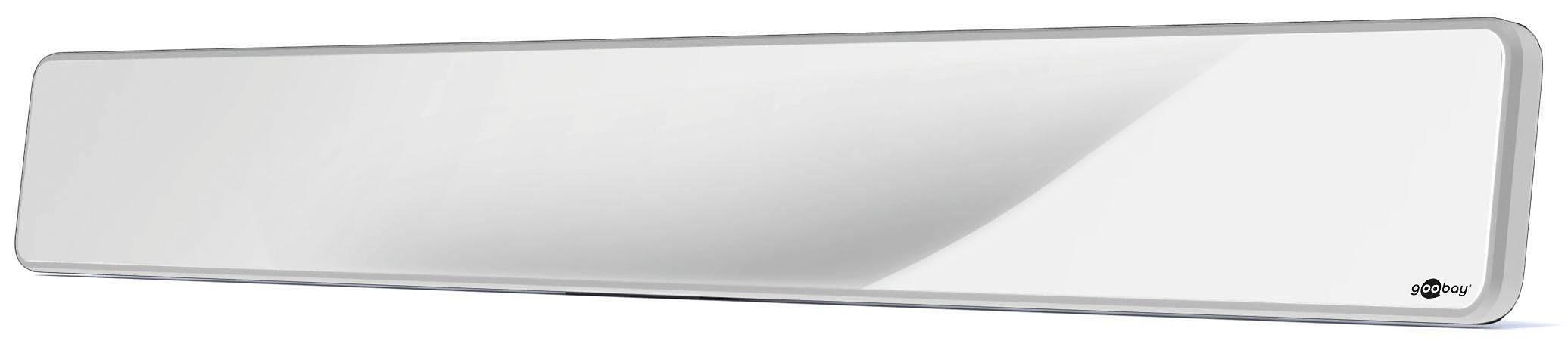 goobay Aktive Full HD DVB-T Zimmerantenne mit 4G/LTE Filter »zum Empfang von DVB-T/DVB-T2«