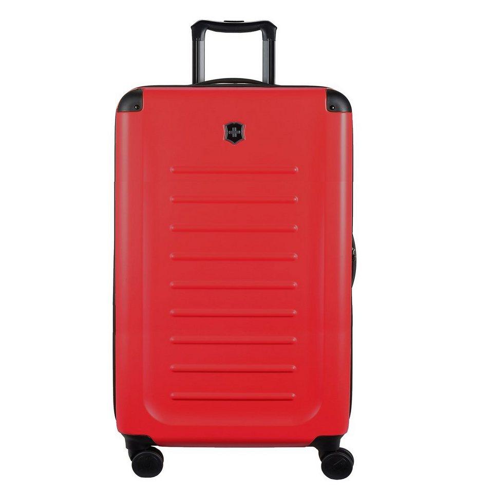 Victorinox Spectra 2.0 4-Rollen Trolley 82 cm in red