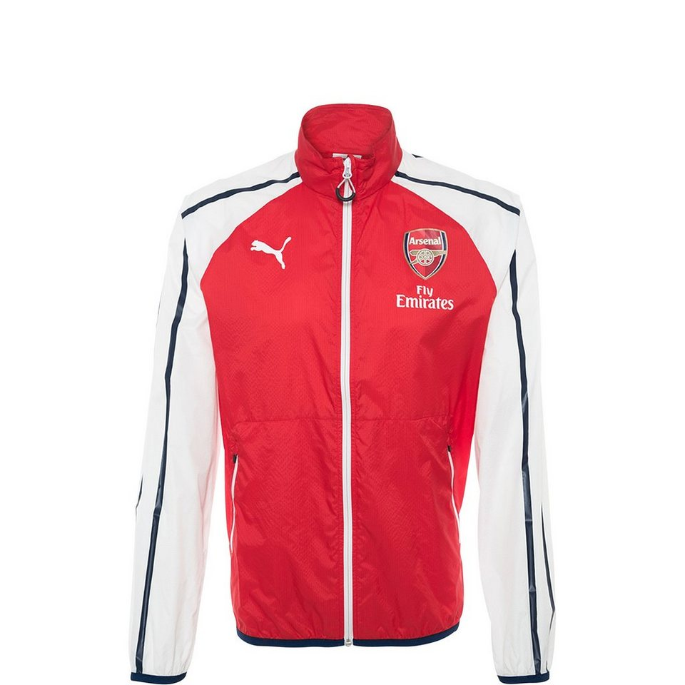 puma arsenal london anthem jacke herren kaufen otto. Black Bedroom Furniture Sets. Home Design Ideas