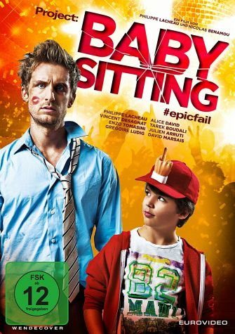DVD »Project: Babysitting - #epicfail«