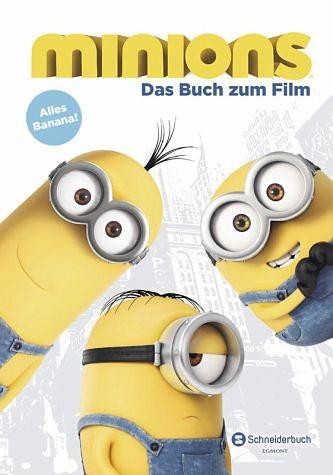 Gebundenes Buch »Minions - Das Buch zum Film«