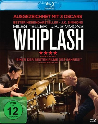 Blu-ray »Whiplash«