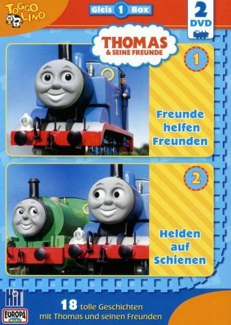 DVD »Thomas - Die kleine Lokomotive (Folge 1 - 2)...«