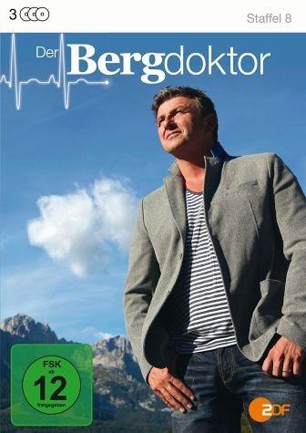 DVD »Der Bergdoktor - Staffel 8 (3 Discs)«