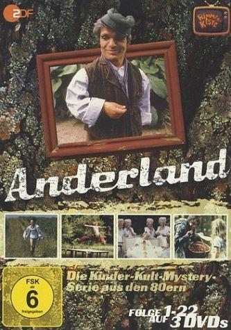 DVD »Anderland, Folge 1-22«