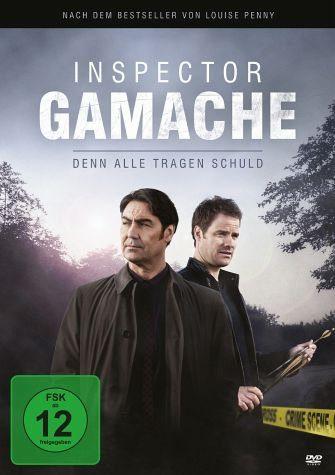 DVD »Inspector Gamache - Denn alle tragen Schuld«