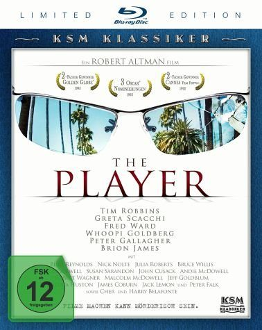 Blu-ray »The Player (Limited Edition)«