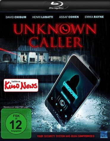Blu-ray »Unknown Caller«
