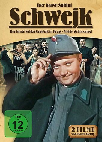 DVD »Der brave Soldat Schwejk in Prag / Melde...«