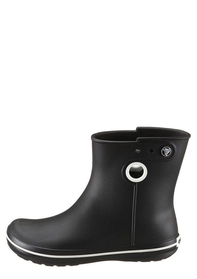Crocs »Jaunt Shorty Boot« Gummistiefel in schwarz