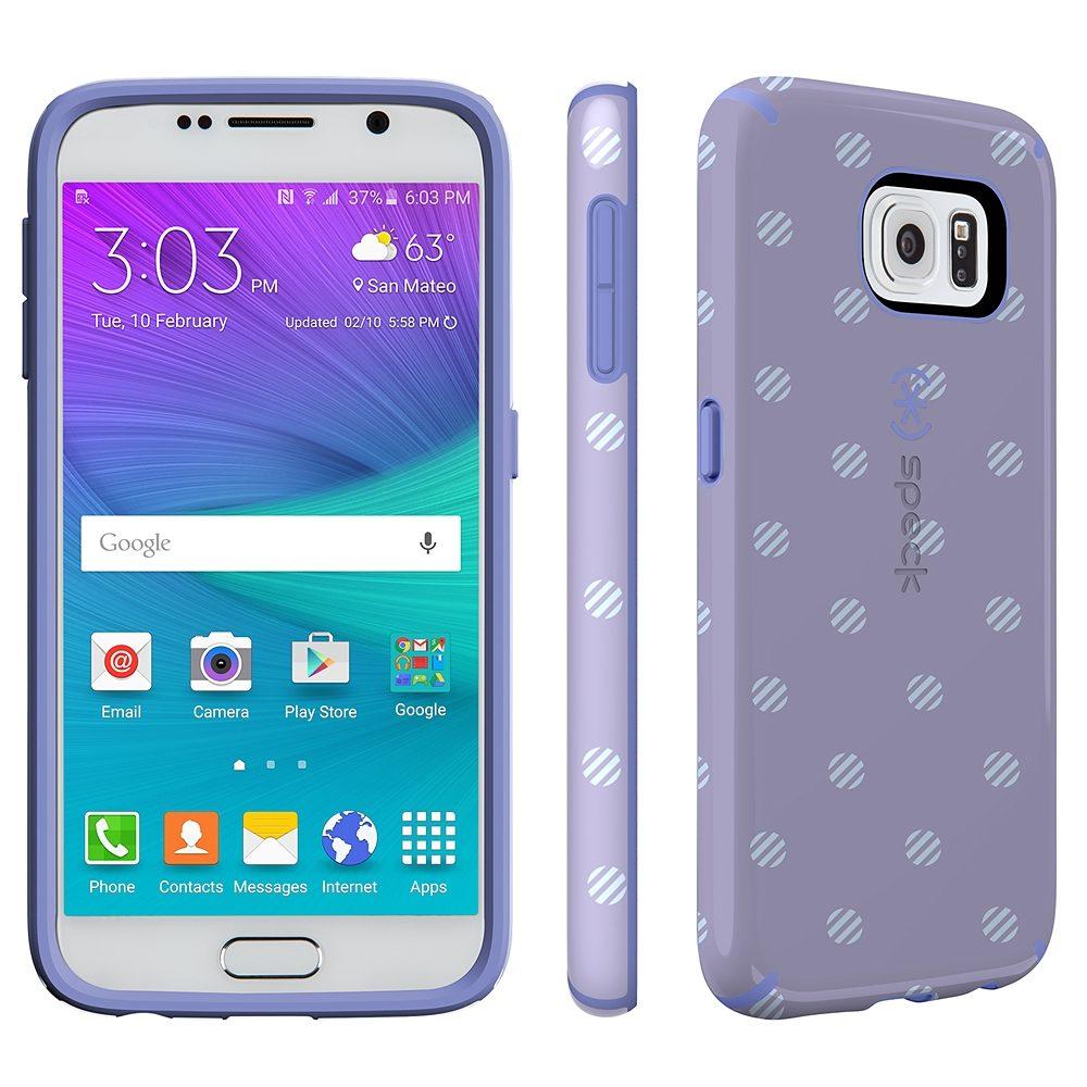 Speck HardCase »CandyShell Inked Samsung Galaxy S6 Stripe Polka He«
