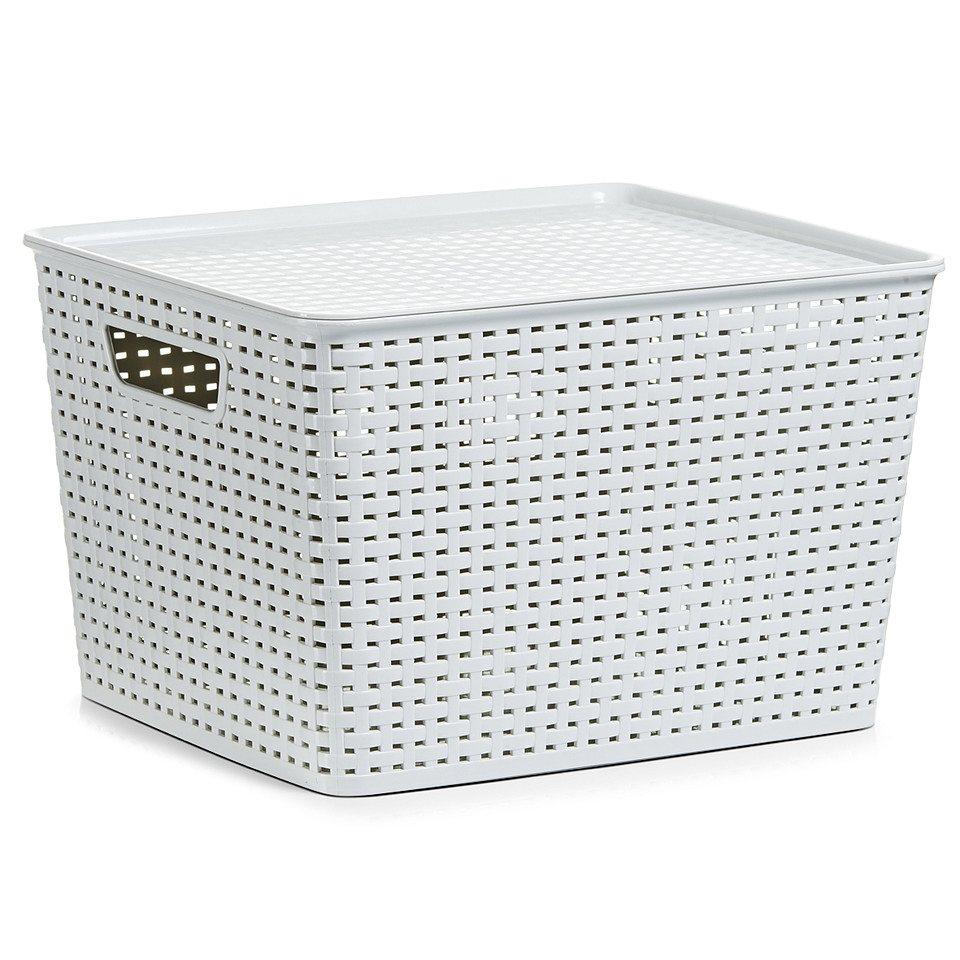Aufbewahrungsbox »Stapelbox« in beige