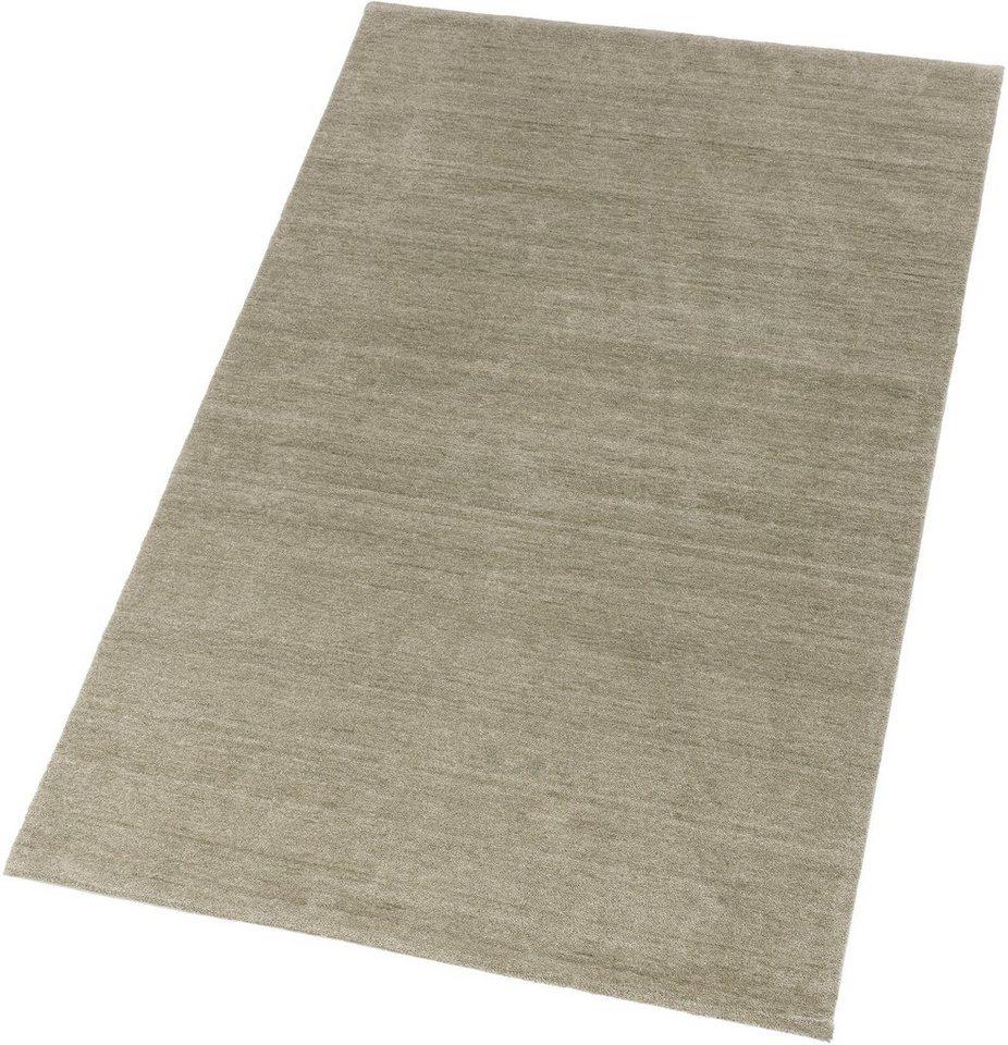 Teppich, Schöner Wohnen, »Victoria«, handgetuftet, Wunschmaß in beige