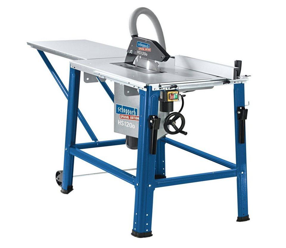 Tischkreissäge »315 HS 120o« in blau