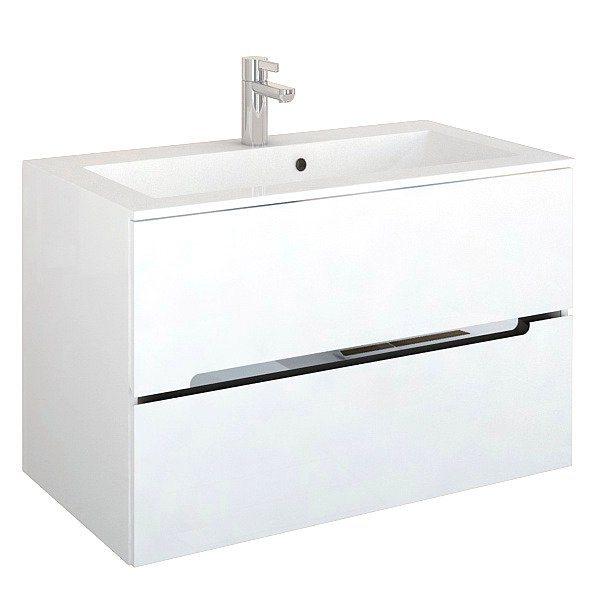 waschtisch silver breite 90 cm 2 tlg kaufen otto. Black Bedroom Furniture Sets. Home Design Ideas