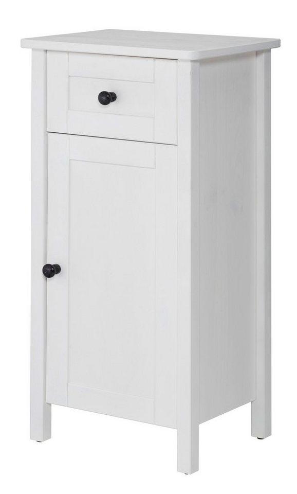 Unterschrank »Sylt«, Breite 40 cm in weiß