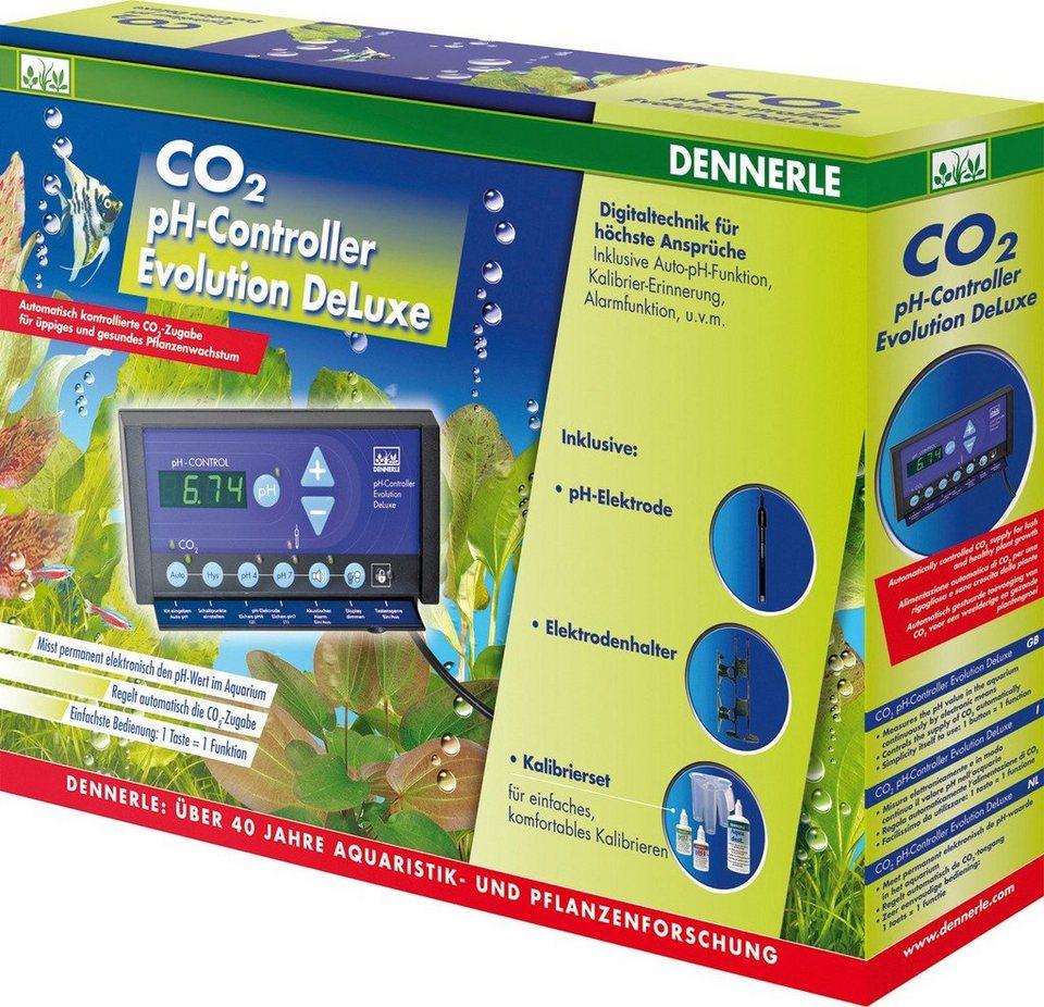 Dennerle Aquariumpflege »CO 2 pH-Controller Evolution Deluxe« in grau