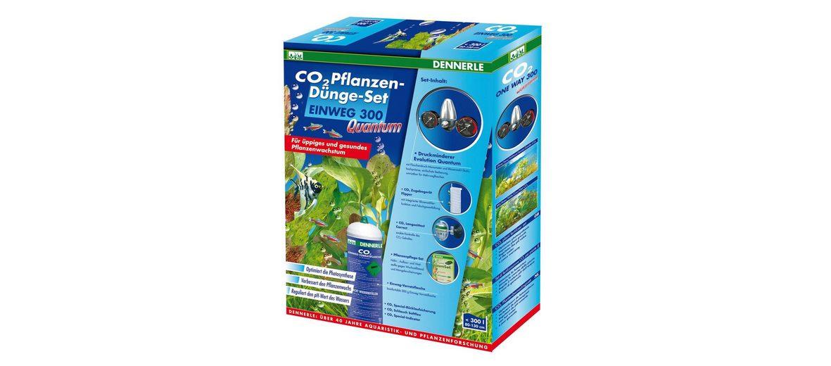 Aquariumpflege »CO 2 Pflanzen-Dünge-Set Einweg 300«