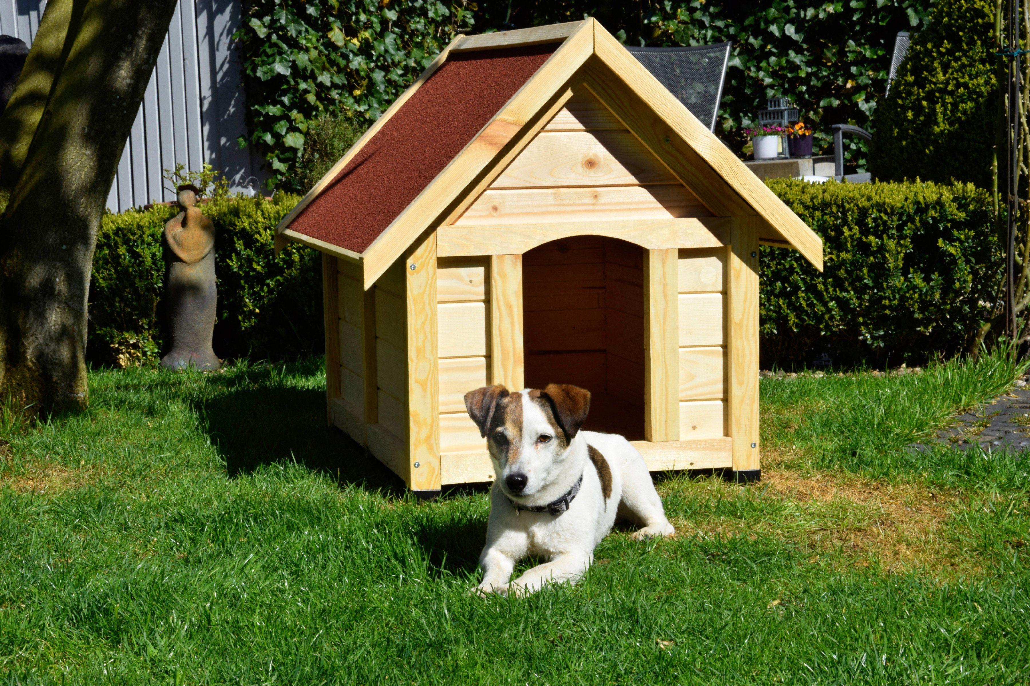 Hundehütte »Peanut 92x75 cm«