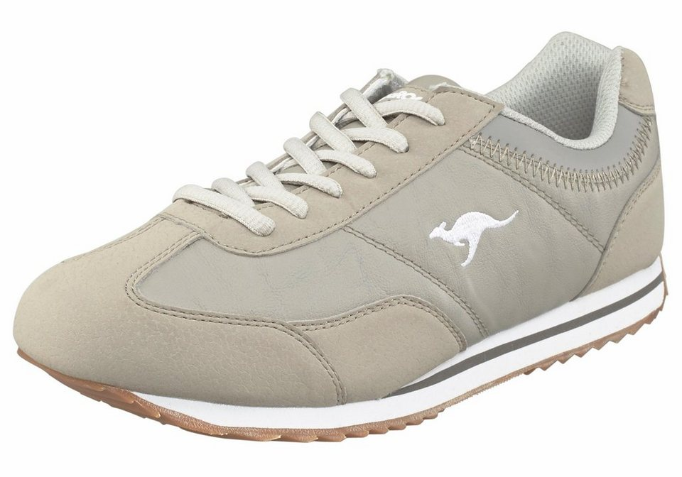 KangaROOS Teno Sneaker in Grau