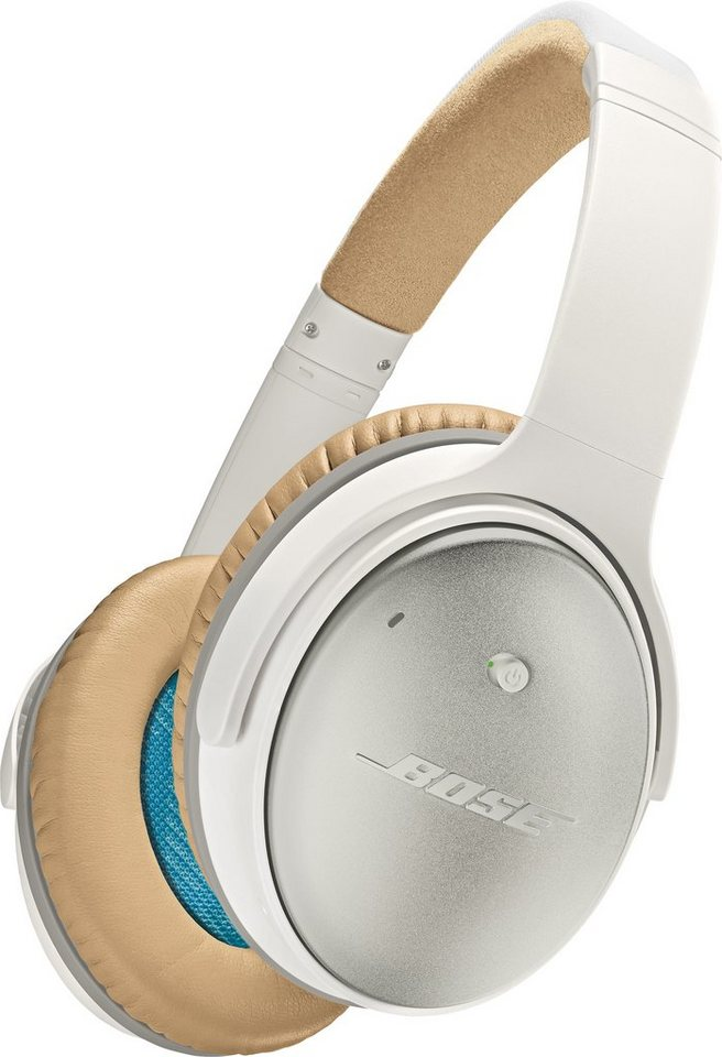 Bose® QuietComfort QC 25 Acoustic Noise Cancelling® headphones für Samsung- & Android™-Geräte in weiß