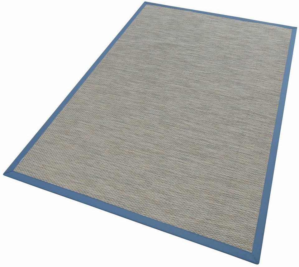 teppich dekowe color melange effekt sisaloptik. Black Bedroom Furniture Sets. Home Design Ideas