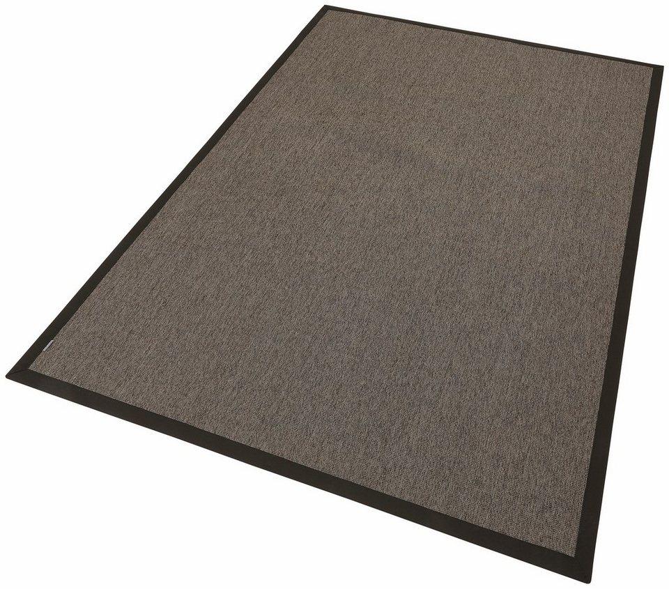 Teppich, Dekowe, »Naturino Rips«, In und Outdoor geeignet
