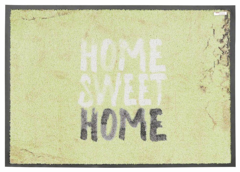 fu matte broadway sch ner wohnen kollektion rechteckig h he 9 mm rutschhemmend beschichtet. Black Bedroom Furniture Sets. Home Design Ideas